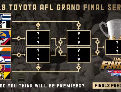 AFL Footy Finals Pizza Deals